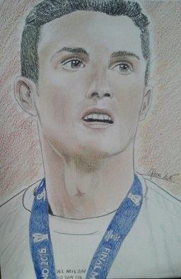 Cristiano Ronaldo by rosa1103
